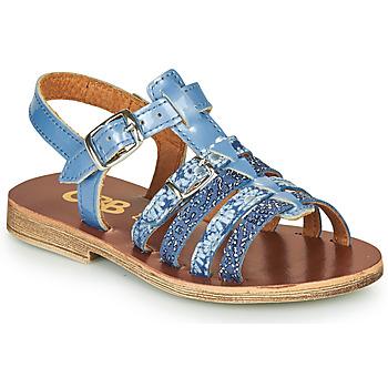 Scarpe Bambina Sandali GBB BANGKOK Blu
