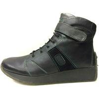 Scarpe Donna Sneakers alte Impronte ATRMPN-06497 BLACK – 000