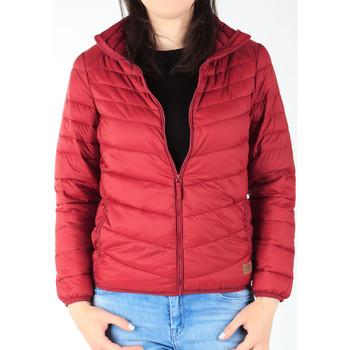 Abbigliamento Donna Piumini Lee Light Puffer Bright Burgundy L58PSZPR burgundy