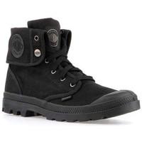 Scarpe Uomo Sneakers alte Palladium Manufacture Mens  Baggy 02353-060-M black