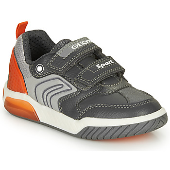 Scarpe Bambino Sneakers basse Geox INEK BOY Grigio
