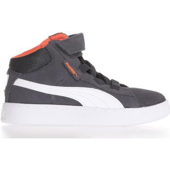 Scarpe Bambino Sneakers alte Puma ATRMPN-04610 Grigio