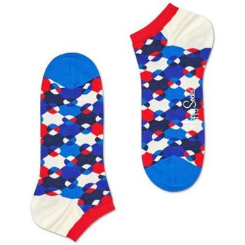 Accessori Calzini Happy Socks Diamond dot low sock Multicolore
