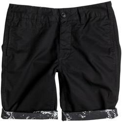 Abbigliamento Unisex bambino Shorts / Bermuda DC Shoes Beadnell by 18 b Nero