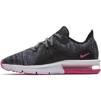 Scarpe Bambina Sneakers basse Nike ATRMPN-06690 Nero