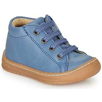 Scarpe Bambino Sneakers alte GBB HIPOTE Blu