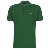 Abbigliamento Uomo Polo maniche corte Lacoste POLO L12 12 REGULAR Verde
