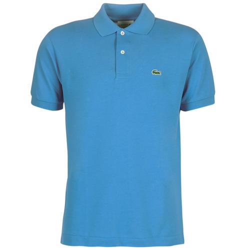 Abbigliamento Uomo Polo maniche corte Lacoste POLO L12 12 REGULAR Blu