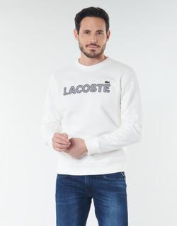 Abbigliamento Uomo Felpe Lacoste SH8632 Bianco