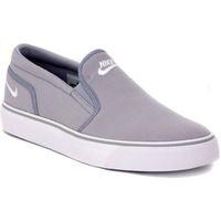Scarpe Uomo Slip on Nike 252494152979 Grigio