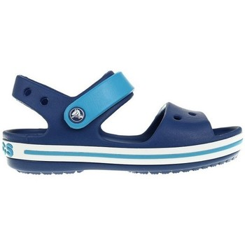 Scarpe Bambino Sandali Crocs Crocband Azzuro