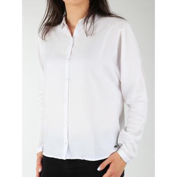 Abbigliamento Donna Camicie Wrangler Relaxed Shirt W5213LR12 white