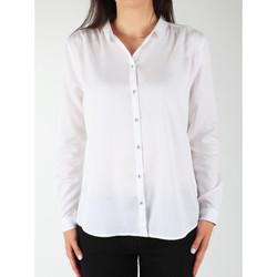 Abbigliamento Donna Camicie Wrangler L/S Relaxed Shirt W5190BD12 white
