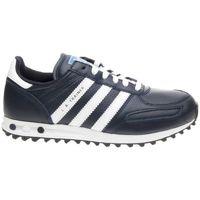 Scarpe Unisex bambino Sneakers basse adidas Originals 252610538484 Blu