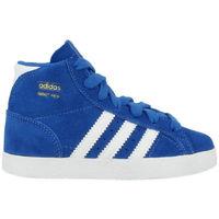 Scarpe Unisex bambino Sneakers alte adidas Originals 252610950628 Blu