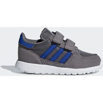 Scarpe Unisex bambino Sneakers basse adidas Originals ATRMPN-07235 Grigio