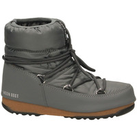 Scarpe Donna Stivali Moon Boot W.E. LOW N grisc-grigio-scuro