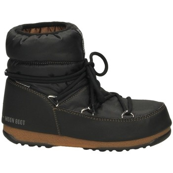 Scarpe Donna Stivali Moon Boot W.E. LOW N nebro-nero-bronzo