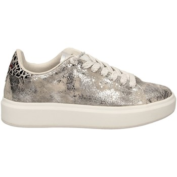 Scarpe Donna Sneakers basse Lotto IMPRESSIONS CRACK W whisi-bianco-argento