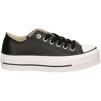 Scarpe Donna Sneakers basse All Star CTAS LIFT CLEAN OX blawh-nero-bianco