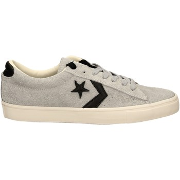 Scarpe Uomo Sneakers basse All Star PRO LEATHER VULC OX grabl-grigio-nero
