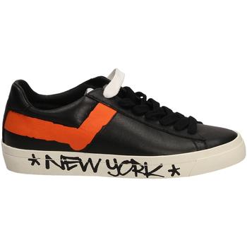 Scarpe Uomo Sneakers basse Pony TOP STAR OX whibl-bianco-nero