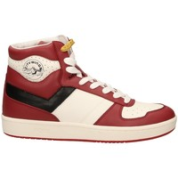 Scarpe Uomo Sneakers alte Pony CITY WINGS 284 clreb-rosso-bianco