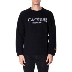 Abbigliamento Uomo Felpe Atlantic Star Apparel FELPA col-3-nero