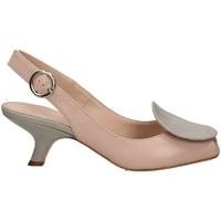 Scarpe Donna Sandali Mivida NAPPA light-rosa-grigio