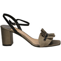 Scarpe Donna Sandali The Seller BERG.WASH cfune-grigio-nero