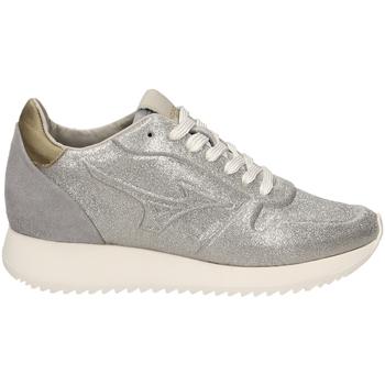 Scarpe Donna Sneakers basse Mizuno SAIPH 2 GLITTER WOS silgr-verde-argento