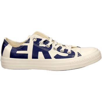 Scarpe Uomo Sneakers basse All Star CTAS OX natbl-bianco-blu