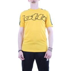 Abbigliamento Uomo T-shirt maniche corte Lotto 210874 Giallo