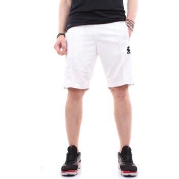 Abbigliamento Uomo Shorts / Bermuda Lotto 210877 Bianco