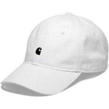 Accessori Cappellini Carhartt i023750-madison-cap 02-91-bianco-blu