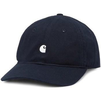 Accessori Cappellini Carhartt i023750-madison-cap 1c-00-blu-scuro