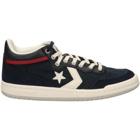 Scarpe Uomo Sneakers alte All Star FASTBREAK MID TOTAL ecegr-blu-bianco