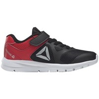 Scarpe Unisex bambino Running / Trail Reebok Sport Rush Runner Nero, Rosso, Grigio