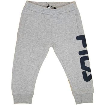 Abbigliamento Bambino Pantaloni da tuta Fila - Pantalone grigio 687197-B13 GRIGIO