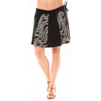 Abbigliamento Donna Gonne Bamboo's Fashion Jupe BA1547 Gris Grigio