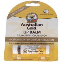 Bellezza Protezione solari Australian Gold Lip Balm Spf30 coconut Oil 4,2 Gr 4,2 g