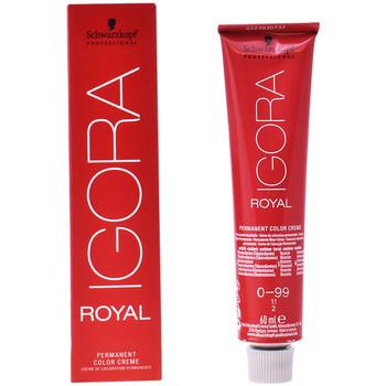 Bellezza Accessori per capelli Schwarzkopf Igora Royal 0-99  60 ml