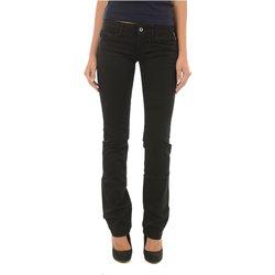 Abbigliamento Donna Jeans dritti Meltin'pot straight MELIA G2311 GT000 - Donna nero