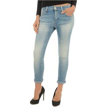 Abbigliamento Donna Jeans boyfriend Meltin'pot boyfriend LAKITA D1669 UK420 - Donna blu