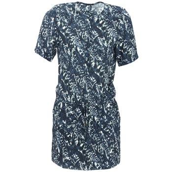 Abbigliamento Donna Abiti corti Ikks SABLE Blu