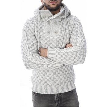 Abbigliamento Uomo Maglioni Goldenim Paris Maglioni 2307 bianco