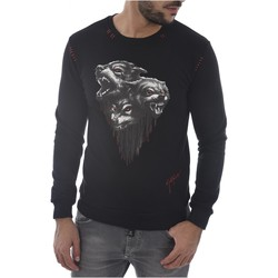 Abbigliamento Uomo Felpe Goldenim Paris Felpas 1005 nero