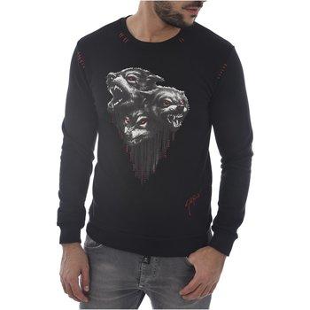 Abbigliamento Uomo Felpe Goldenim Paris Felpas 1005 - Uomo nero