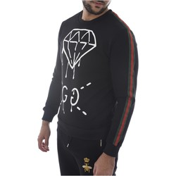 Abbigliamento Uomo Felpe Goldenim Paris Felpas 1004 nero