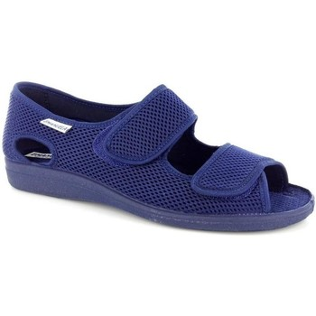 Scarpe Uomo Pantofole Emanuela 980 BLU